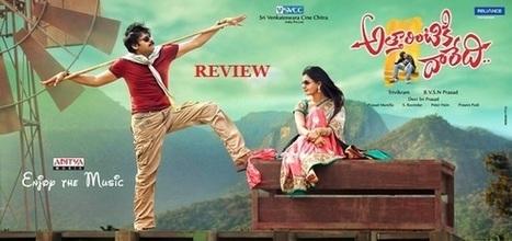 Attarintiki Daredi Movie Review | entertainment | Scoop.it