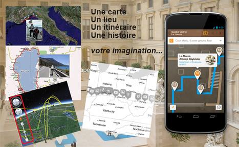 RoadMovie en et hors la classe pour raconter votre imagination | | Numérique et education | Scoop.it
