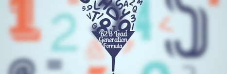 Choose the Best B2B Lead Generation Formula | Business Sales Leads and Telemarketing Australia | Scoop.it