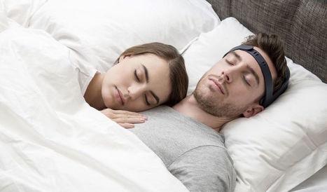 Rythm Dreem : l'objet connecté qui agit sur la qualité de sommeil - Aruco | Buzz e-sante | Scoop.it