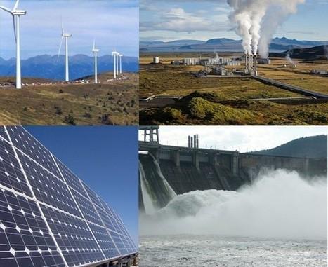 INTERNATIONAL - Les énergies renouvelables, une opportunité économique - Le monde de demain est en nous | Shangrila | Scoop.it