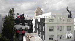 Perrier transforme un hôtel américain en animation fantastique : Veille du Brand Content | Stratégie de contenu | Scoop.it