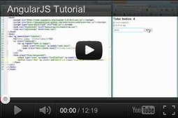 AngularJS — Superheroic JavaScript MVW Framework | node web programming | Scoop.it