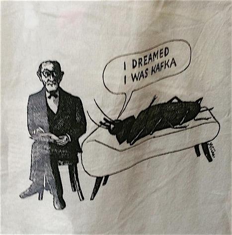 Le Journal de Kafka : une traduction PROMÉTHÉENNE de Laurent Margantin | Le BONHEUR comme indice d'épanouissement social et économique. | Scoop.it