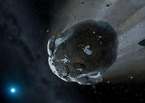 Astéroïde : composé de 26% d'eau, il relance le débat sur la vie extraterrestre | JOIN SCOOP.IT AND FOLLOW ME ON SCOOP.IT | Scoop.it