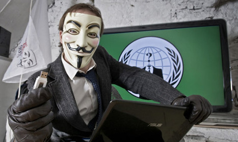 We Are Anonymous: Inside the Hacker World of Lulzsec, Anonymous and the ... - The Guardian | Peer2Politics | Scoop.it