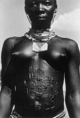 Adornos Corporales de etnias africanas. | Ritos del Continente Negro | Scoop.it