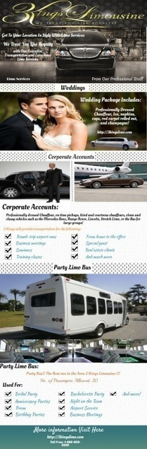 Exclusive wedding services are provided by 3 Kings... | Luxury Car Travel Limousine | Scoop.it