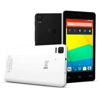 bq dégainera son premier smartphone sous Ubuntu dès février - Les Numériques | UBUNTU | Scoop.it