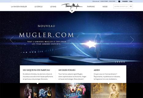 [BEAUTÉ] Thierry Mugler, une nouvelle vitrine pour ... - Web and Luxe | Coiffure - Esthétique | Scoop.it