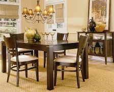 Casual Dining Rooms: Decorating Ideas For a Soothing Interior   Designing Interiors   Scoop.it
