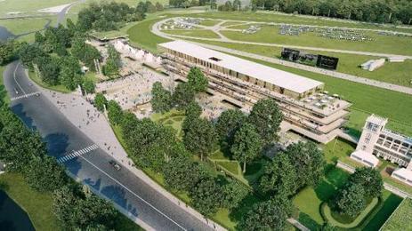 Rénovation de l'hippodrome de Longchamp : France Galop choisit Bouygues   Construction l'Information   Scoop.it