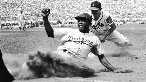 Yearbook, Sept. 19: Jackie Robinson's ROY | Sports Photography | Scoop.it