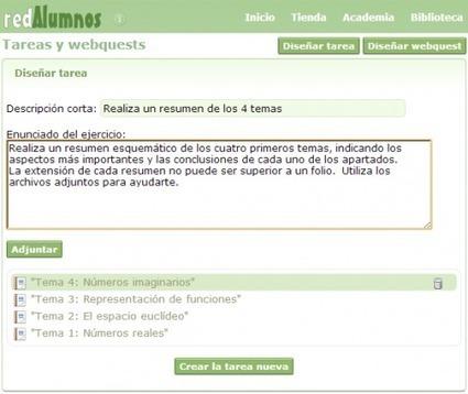 redAlumnos - Herramientas de evaluación en las redes educativas | Evaluación | Scoop.it