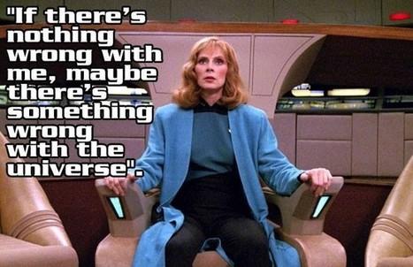 Star Trek's Feminist Statement: Believe Women | Fabulous Feminism | Scoop.it