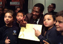 Mandela Day book drive to get kids reading - South Africa.info | Roedean | Scoop.it