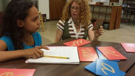 Cursive writing loops back into schools - Daily Commercial | Reading & Writing | Scoop.it