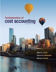 Test Bank For » Test Bank for Fundamentals of Cost Accounting, 4th Edition : Lanen Download | Accounting Online Test Bank | Scoop.it