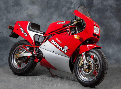 1986 750 Montjuich Gallery | Phil Aynsley Photography | Ductalk Ducati News | Scoop.it