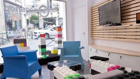 Neoshop, nouvelle vitrine commerciale des start-up | Innovation and creativity | Scoop.it