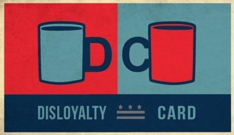 Un carte d'infidélité pour contrer Starbucks | Tendance et actu Food | Scoop.it