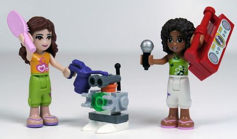 Thinking Brickly: The LEGO Gender Gap: A Historical Perspective | Exploring Feminism | Scoop.it