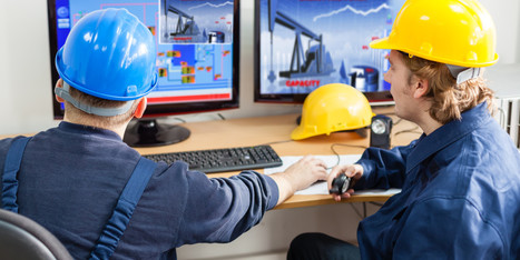 [Industrie] Comment l'IoT va révolutionner la fabrication industrielle   Innovations & Infographies   Scoop.it