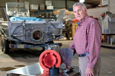 3-D Printers Show Unlimited Potential - Arkansas Business Online   3-D printing technology   Scoop.it