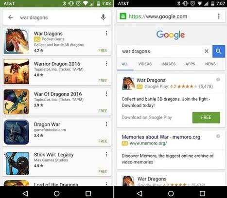 Google accepte les campagnes universelles de promotion d'applications pour iOS | Référencement internet | Scoop.it