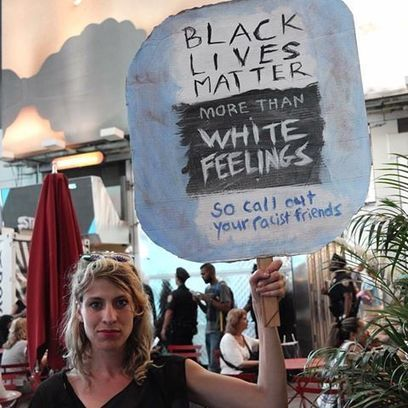 Black Lives Matter more than White Feelings | Community Village Daily | Scoop.it