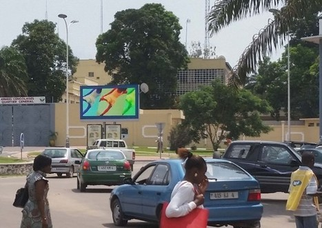 » Congo : Prismaflex poursuit ses déploiements digitaux en Afrique   Affichage dynamique et PLV   Scoop.it