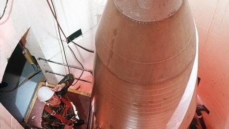 Usa, i razzi nucleari si lanciano coi floppy disk. Con i (sicurissimi) pc degli anni 70 | tecnologia | Scoop.it