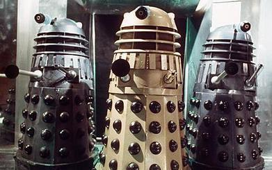 BBC develop model Dalek that can be controlled by your television | Transmedia: Storytelling for the Digital Age | Scoop.it