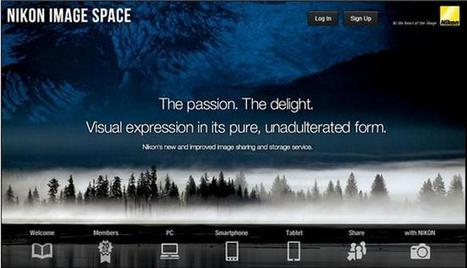 Nikon lanzará un nuevo servicio de almacenamiento en la nube con hasta 20 GB   Profesor FP   Scoop.it