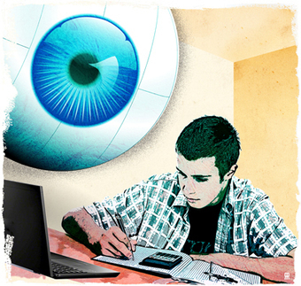 Keeping an Eye on Cheaters -- Campus Technology | Teaching in Higher Education | Scoop.it