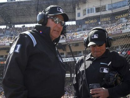 Cubs lose first instant replay challenge - Delmarva Daily Times | Headset cackle | Scoop.it