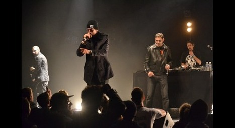 Oignies : Scred Connexion et la Rumeur ont déversé leur flow pour un voyage rap au long cours - Hénin-Beaumont et ses environs - www.lavoixdunord.fr | Hip-Hop : north side news | Scoop.it