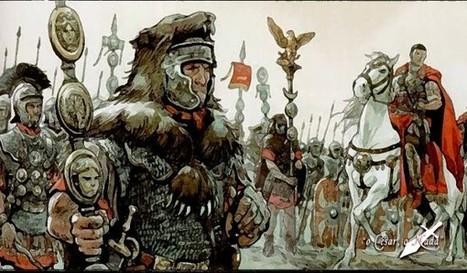 ¡Ave China! Legionarios romanos en la China antigua   LVDVS CHIRONIS 3.0   Scoop.it