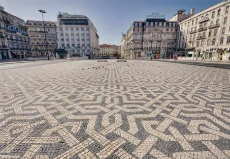 Portuguese Pavement | You Creatives | Procrastination Daily | Scoop.it