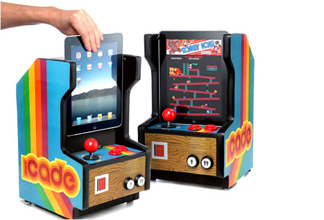 ICADE : iPad Arcade Cabinet   Gadgets I lust for   Scoop.it