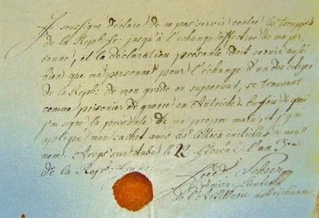 La Révolution Française et ses étrangers (4e partie) | Rhit Genealogie | Scoop.it