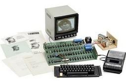 Un Apple I, vendu aux enchères pour plus d'un demi-million d'euros | Entreprise - Telcospinner | Scoop.it