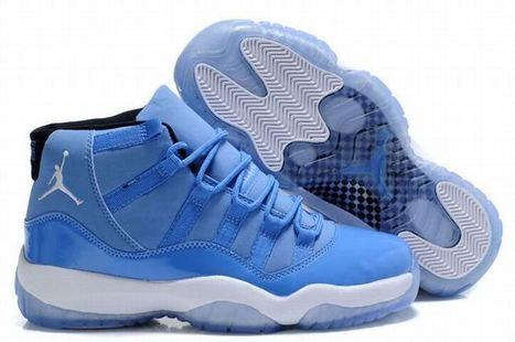 Nike Air Jordan 11 Retro Blue Men's | new and popular list | Scoop.it