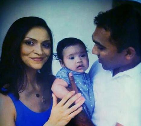 Mahela jayawardene family