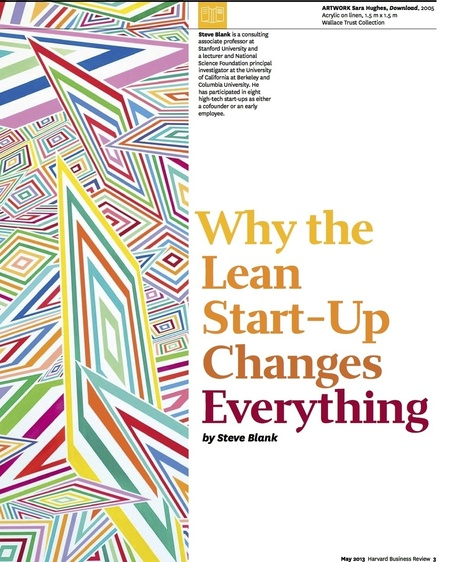 Driving Corporate Innovation: Design Thinking vs. Customer Development | Digital Transformation Practices | Scoop.it