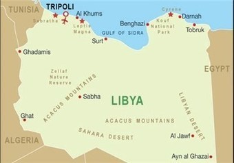 French Plot to Partition Libya Disclosed - Tasnim News Agency   Law & Human Rights   Scoop.it