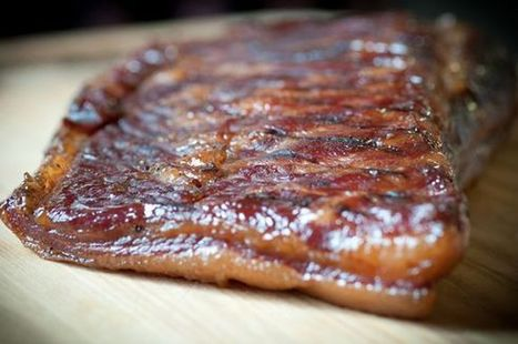 Curing and Smoking Bacon at Home | Hjemmelavet-mad | Scoop.it