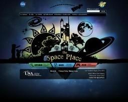 La NASA lanzó un sitio educativo sobre astronomía en español | Sobre Tiza | Educar con las nuevas tecnologías | Scoop.it