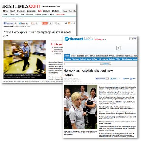 New graduate nurses, do we need them….or not? » | nurses looking after nurses | Scoop.it