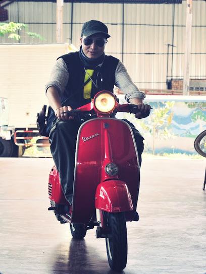 The Scooterist: Asian trip 2012 by Hanoi Vespa club | Vespa Stories | Scoop.it